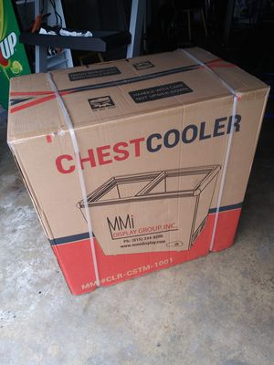 Mmi chest cooler brand new ... for Sale in Los Angeles, CA