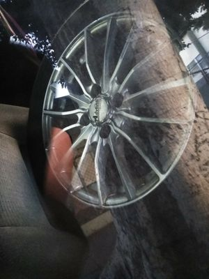 Rims 15inch 4 lugs for Sale in Los Angeles, CA