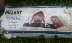 Still in box Santa Fe Dome tent for sale for Sale in Tallahassee, FL