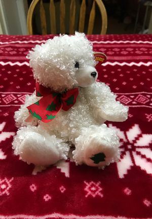 Ty Beanie Baby Merrybelle Christmas bear Mint Condition for Sale in Kannapolis, NC