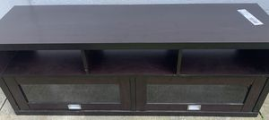 Brand new TV stand with stable shelves for Sale in Dearborn, MI