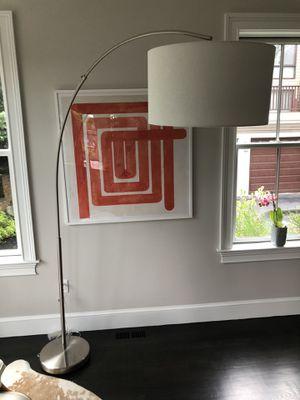 Design floor lamp for Sale in Boston, MA