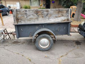 1930's Trailer w title for Sale in Westminster, CO