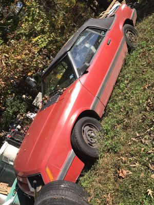 86 Ford Mustang for Sale in Milford, VA