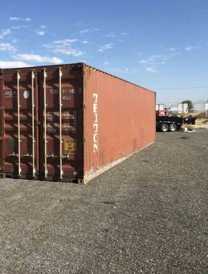 Amazing Deals on 40' HC Used Portable Containers for Sale in Grape Creek, TX