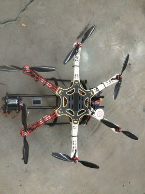Dji flame wheel 550 for Sale in Quincy, IL