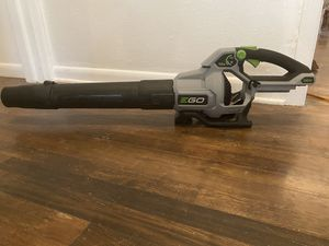 EGO Power + 56V Cordless Electric Blower 580CFM 168MPH! for Sale in San Antonio, TX