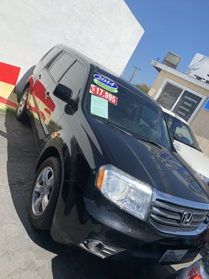 2014 Honda Pilot EX-L 4WD we Finance Aqui financeamos for Sale in National City, CA