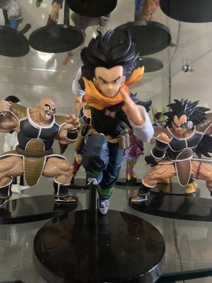 Dbz figure android 17 for Sale in Houston, TX