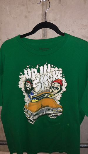 Vintage Cheech n Chong up in smoke tee XL for Sale in Fresno, CA
