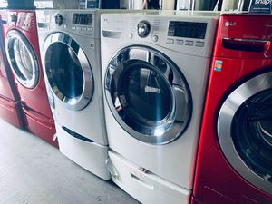 Washer and dryer 💦💦 for Sale in Los Angeles, CA