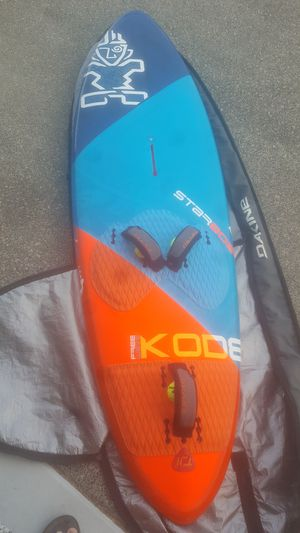 2 year old starboard kode windsurf board for Sale in Kennewick, WA
