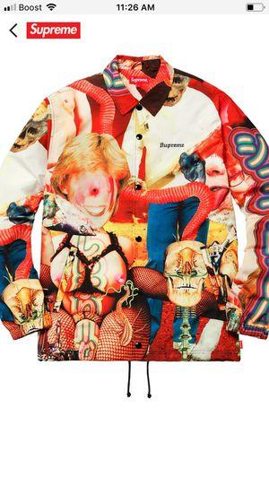 Supreme sekintani la norihiro couches jacket for Sale in Fall River, MA