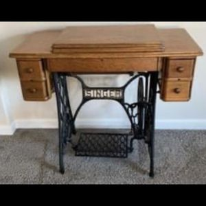 Sewing Machine Table for Sale in Lake Oswego, OR