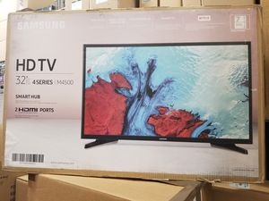 "32"" LED SMART TV BY SAMSUNG. BRAND NEW SEALED BOX for Sale in Los Angeles, CA"