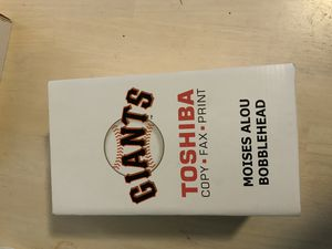 ON SALE New SF Giants Bobblehead baseball MLB statue home decor collectible for Sale in San Jose, CA