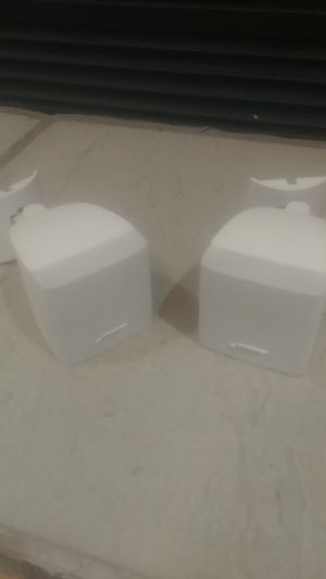 Bose Cube Speakers used for Sale in Gahanna, OH