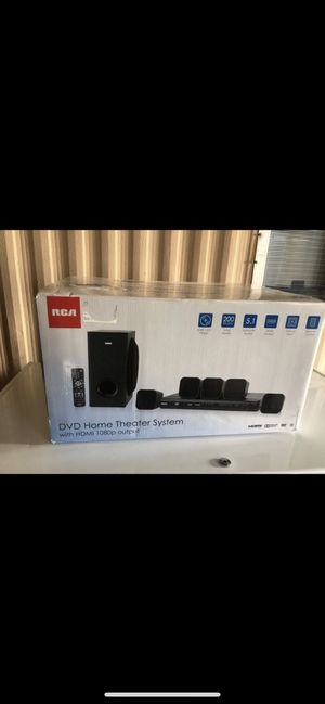 RCA DVD Home Theater System for Sale in Phoenix, AZ