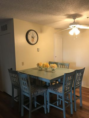 Shabby Chic Dining Room Table Set for Sale in Oceanside, CA