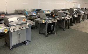 Brand new Charcoal, gas, propane and pellets grills WITH WARRANTY Z9JI for Sale in Houston, TX