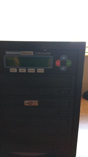 Kangaroo 4 disc cd burner for Sale in Kansas City, KS