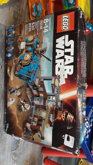 STAR WARS LEGOS for Sale in Garland, TX