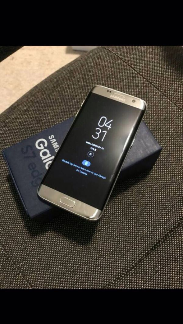 Samsung Galaxy S7 Edge 32GB excellent condition factory Unlocked,(As Like Almost New)