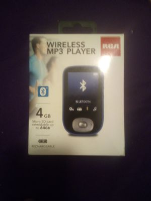 Wireless mp3 player for Sale in San Diego, CA