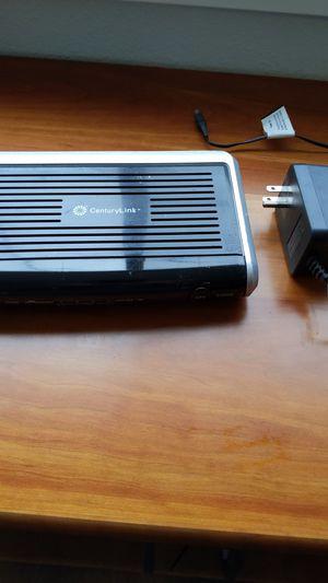 Centurylink modem actiontec c1000a for Sale in Portland, OR