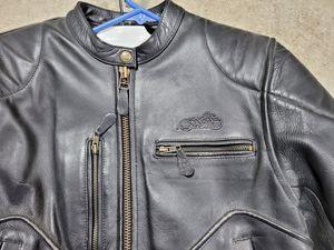 Women's medium Easyriders leather motorcycle jacket for Sale in Mill Creek, WA