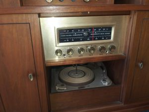 Curtis mathes stereophonic high fidelity music center for Sale in Anaheim, CA