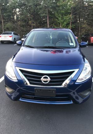 2018 nissan versa Superclean know any issue title in hand clean title for Sale in Alpharetta, GA