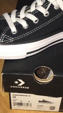 Youth Converse Size 12 for Sale in Philadelphia,  PA