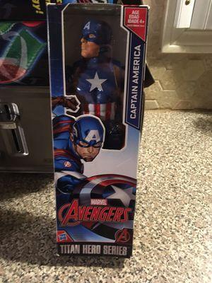 Avengers- Captain America for Sale in Lincoln, RI