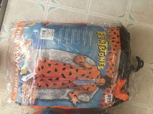 Halloween costume Fred Flintstone for Sale in Alexandria, VA