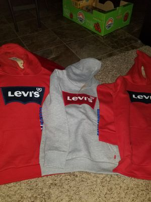 Levi kid sweaters/ hoodies! for Sale in St. Cloud, MN
