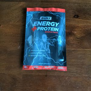 Built ENERGY AND PROTEIN Gel for Sale in Pompano Beach, FL