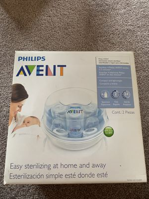 Philips Avent microwave sterilizer for Sale in Baxter, MN