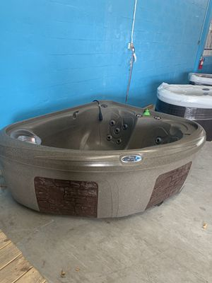 2 person hot tub in stock and ready for delivery! for Sale in Fort Lauderdale, FL