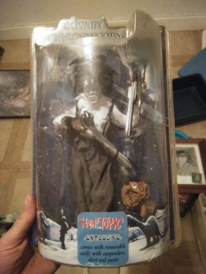 Edward Scissorhand action figure for Sale in Fort Myers, FL