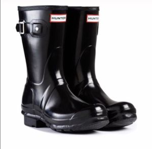 Hunter original gloss short rain boots Sz 10 NEW for Sale in Los Angeles, CA