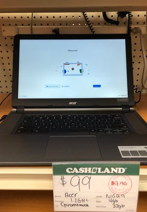 Acre 32gb ChromeBook for Sale in Garfield Heights, OH