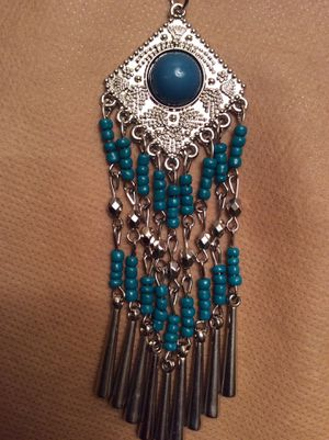 Beautiful turquoise necklace for Sale in San Jose, CA