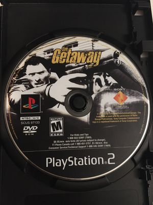The Getaway - PS2 for Sale in Columbus, OH