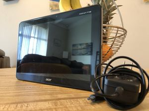 Acer Ionia Tablet for Sale in Phoenix, AZ