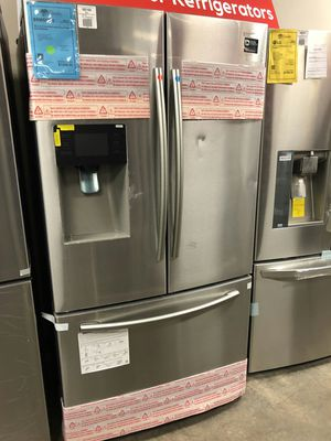 🌌 Samsung Refrigerator Stainless ^&*️ 1yr Warranty for Sale in Gilbert, AZ