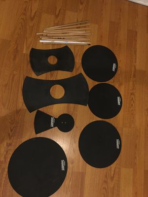 Evans Soundoff Matts for Drums for Sale in Baltimore, MD