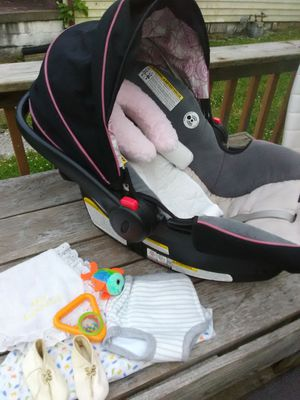 Brand new car seat items included for Sale in Indianapolis, IN