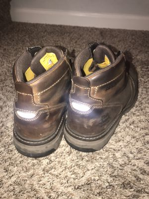Work boots for Sale in Sacramento, CA