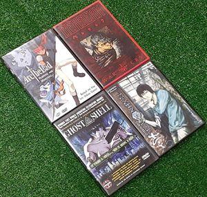 Arc the Lad Berserk Ghost in the Shell Texhonolize Anime DVD Lot for Sale in Southfield, MI